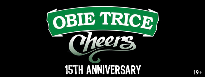 Obie Trice - Cheers 15th Anniversary Tour